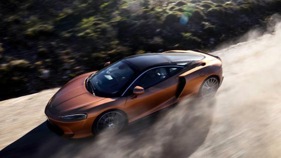 McLaren GT wallpaper