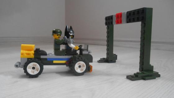 Lego Race wallpaper