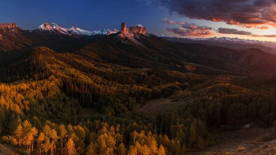 Uncompahgre National Forest wallpaper