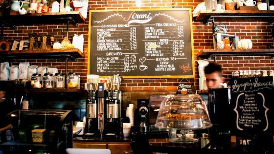 Sirani Bar Coffee House wallpaper