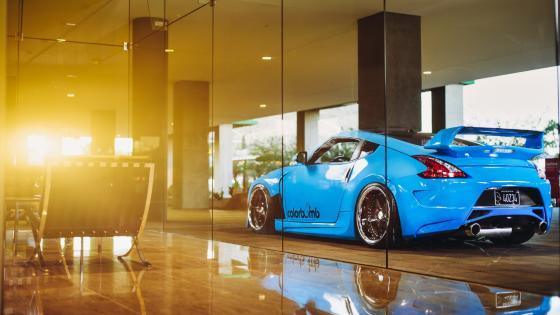 Nissan 370Z Nismo wallpaper