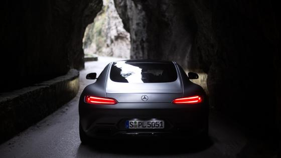 Mercedes-AMG GT wallpaper