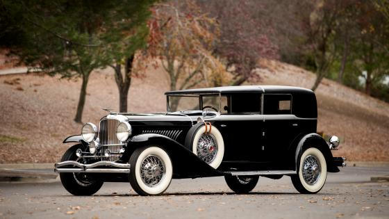 1934 Duesenberg Model J wallpaper