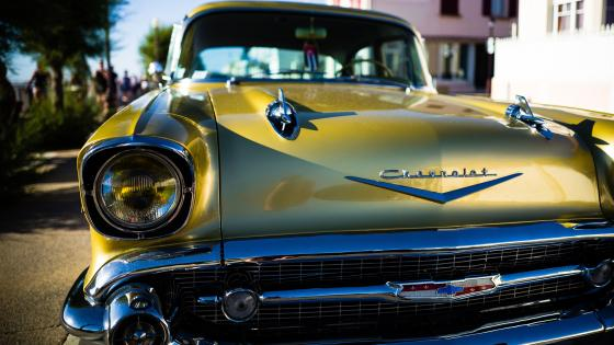 Chevrolet Bel Air wallpaper