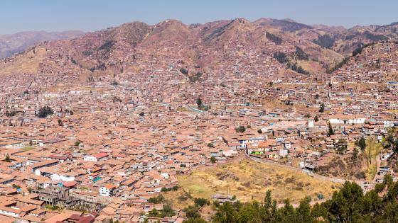 Cusco, Peru wallpaper