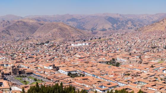 Cusco wallpaper