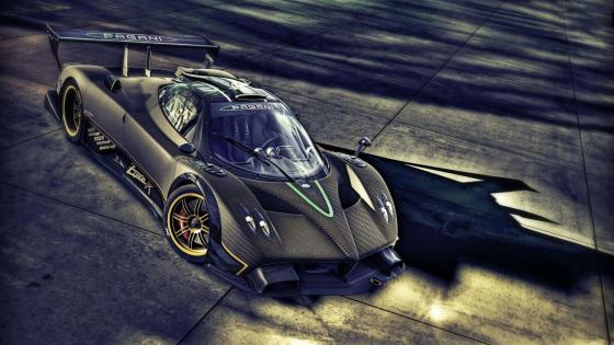 Pagani Zonda R wallpaper