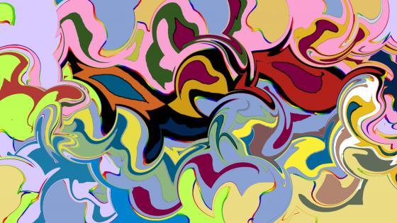 Spirales Fragmenté. 2020 wallpaper