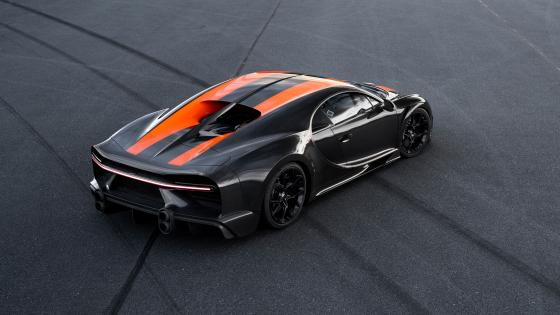 Bugatti Chiron Super Sport 300+ wallpaper