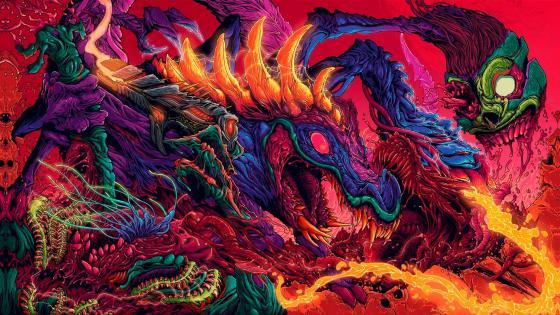Hyperbeast wallpaper
