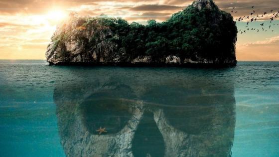 Skull Island wallpaper