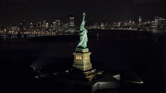 Statue of Liberty National Monument wallpaper