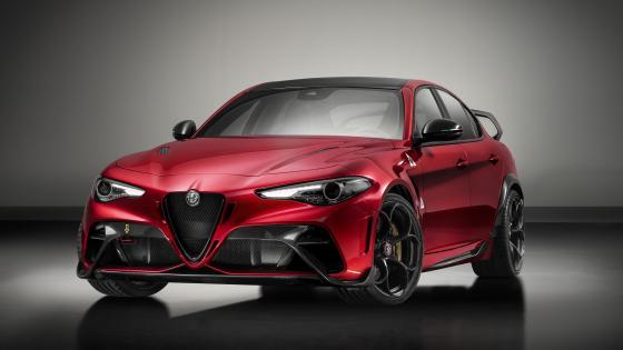 Alfa Romeo Giulia GTA wallpaper
