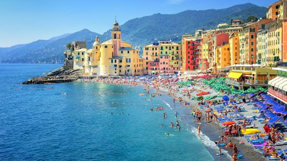 Camogli wallpaper