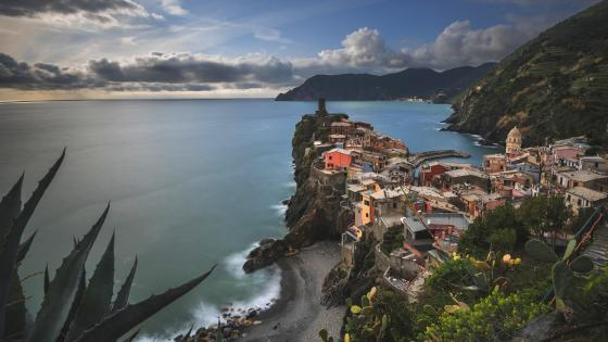 Vernazza wallpaper