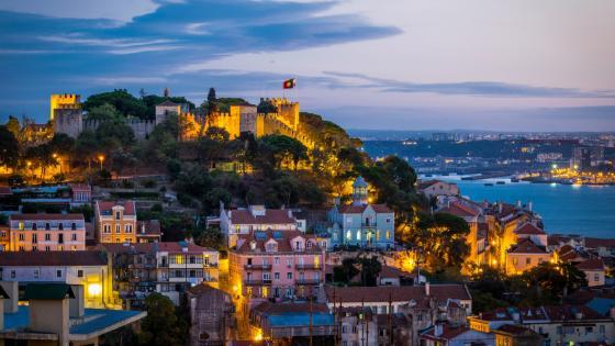 Castelo de S. Jorge wallpaper
