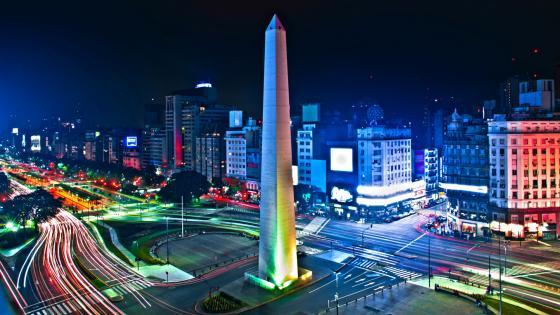 Obelisk of Buenos Aires wallpaper