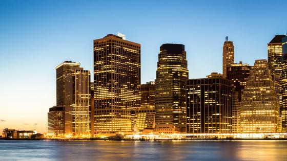 Manhattan wallpaper