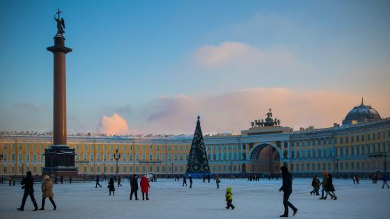 Palace Square wallpaper