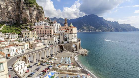 Atrani, Amalfi Coast wallpaper