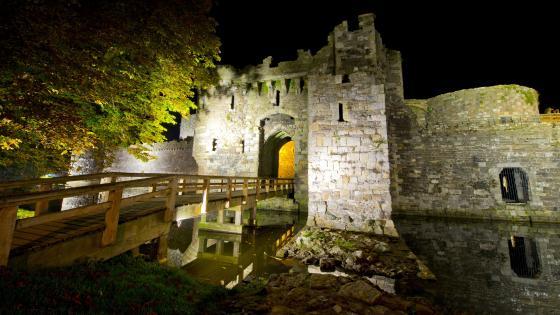 Beaumaris Castle wallpaper