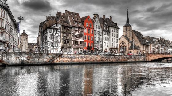Strasbourg wallpaper