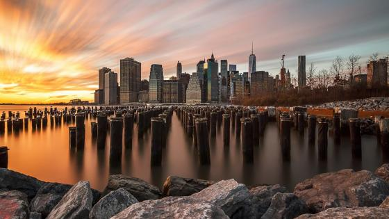 Brooklyn Bridge Park wallpaper
