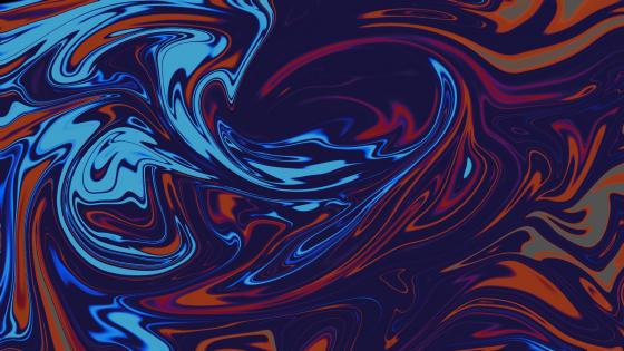 Fluid 1# wallpaper