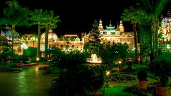 Casino Monte-Carlo wallpaper