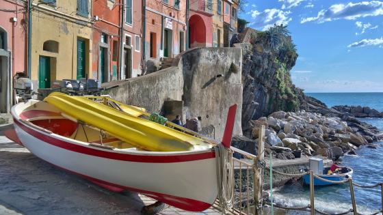 Vernazza, Cinque Terre wallpaper