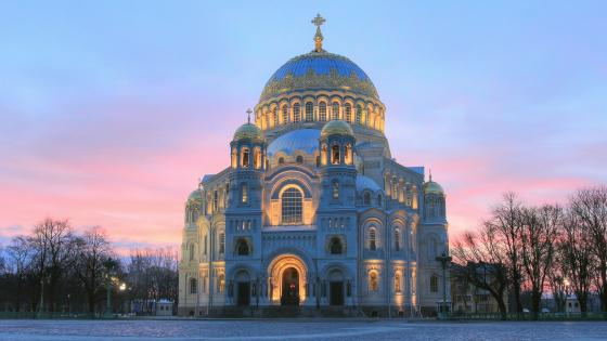 Naval Cathedral of St. Nicholas wallpaper