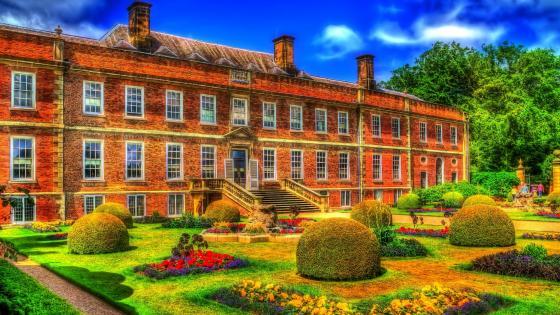 Erddig House - National Trust wallpaper