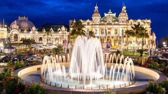 Monte Carlo Casino wallpaper
