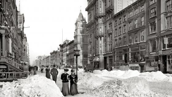 Detroit vintage photo wallpaper