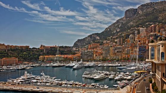 Monte-Carlo wallpaper