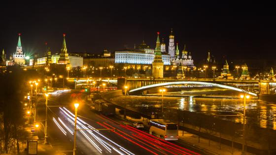 The Moscow Kremlin wallpaper