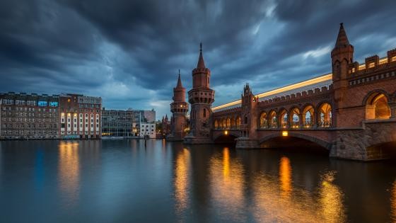 Oberbaum Bridge wallpaper