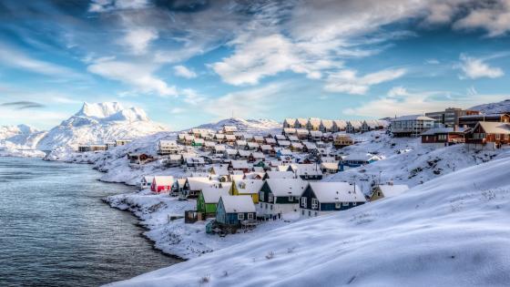 Nuuk wallpaper