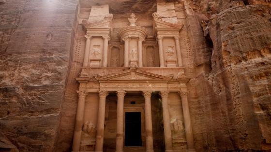 Petra wallpaper