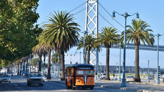San Francisco, California wallpaper