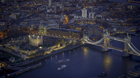 River Thames wallpaper