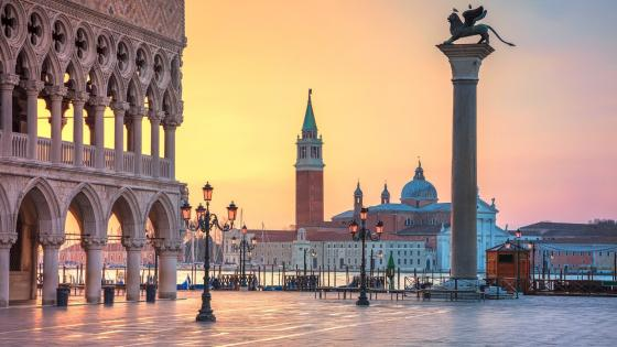 St. Mark's Square wallpaper