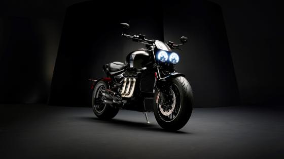 2019 Triumph Rocket 3 TFC wallpaper