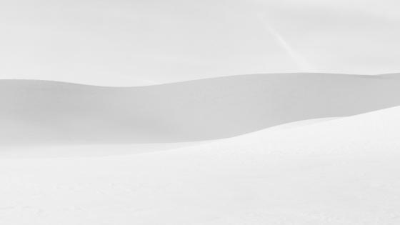 Grey dunes wallpaper