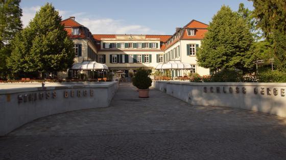 Schloss Berge wallpaper