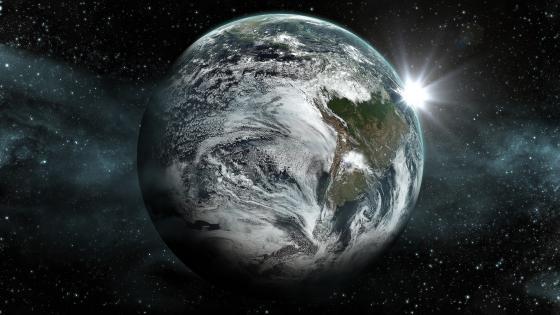 Kepler Exoplanet wallpaper