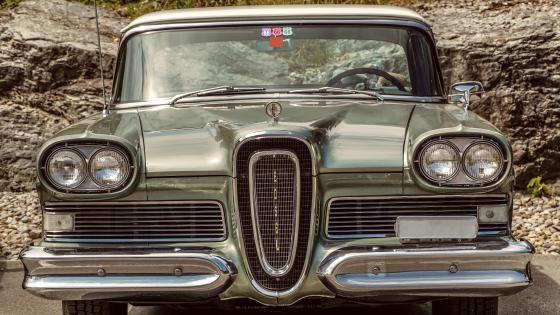 Edsel Pacer Vintage Car wallpaper