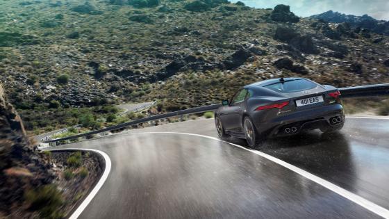 Jaguar F-type SVR 2019 wallpaper