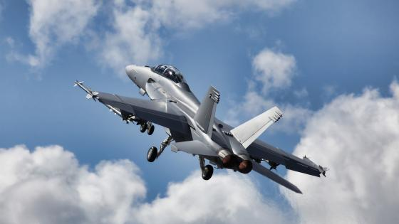 F-18 Super Hornet wallpaper
