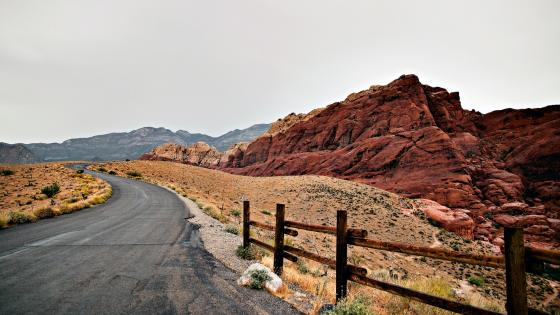 Red Rock Canyon wallpaper